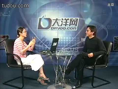 John Lone's interview #1