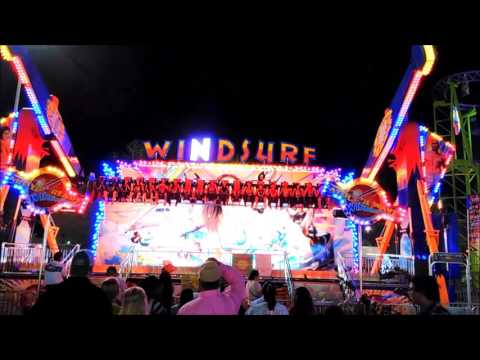 WINDSURF RIDE AT THE HOUSTON RODEO