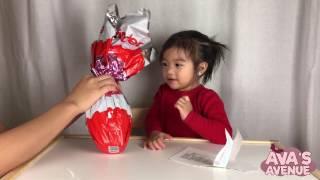 Ava's Avenue - Giant Kinder Surprise Egg
