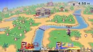NCR 2015 - Smash 4 - Pool 8: MADE|1UP|Nitro (Luigi) vs SuperOven (Luigi)