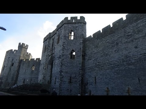 Caernarfon Town Guide