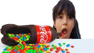 تحدي صودا الشوكولاتة Çikolata Soda Yarışması