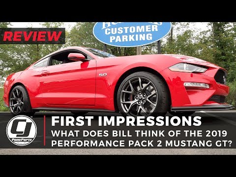 Mustang PP: First Impressions of the Performance Pack  GT