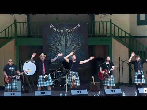 Tartan Terrors Scotland Depraved Celtic Fling 6/26/2016