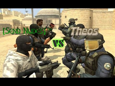 LIVE | Send Nudes vs Theos | Clan Match #1 | CSS