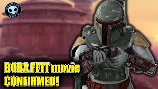BOBA FETT movie coming from LOGAN director