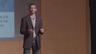 Fear Itself: America's Dysfunctional Relationship with Terrorism | Daniel Snook | TEDxGeorgiaStateU