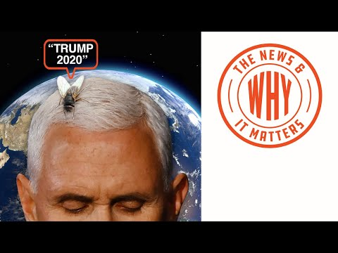 The Fly Heard Around the 2020 Election World | The News & Why It Matters | Ep 637