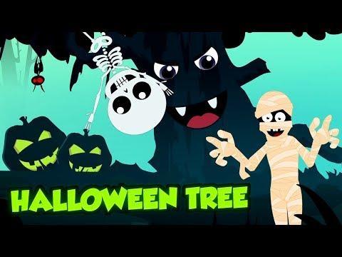 Хэллоуин дерево | Halloween Tree | Schoolies Russia | русский мультфильмы для детей | Kids Songs