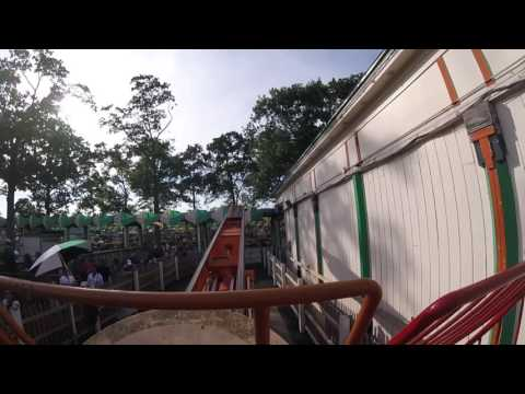 Giant SkateBoard at Rye Playland - GoPro Session