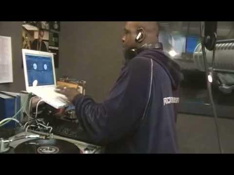 DJ Prince Ice live on WHXT in Columbia South Carolina