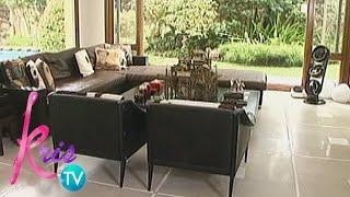 Kris TV: Shamcey's favorite part of the house
