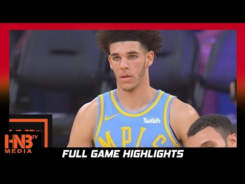 Los Angeles Lakers vs Washington Wizards 1st Qtr Highlights / Week 2 / 2017 NBA Season