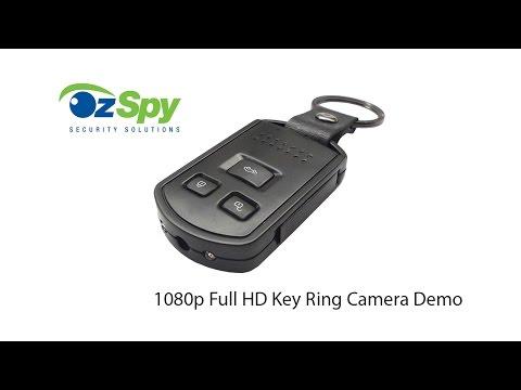 Spy Hidden Camera 1080p HD Key Ring