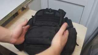 Рюкзак СПЛАВ Baselard. Мой EDC рюкзак