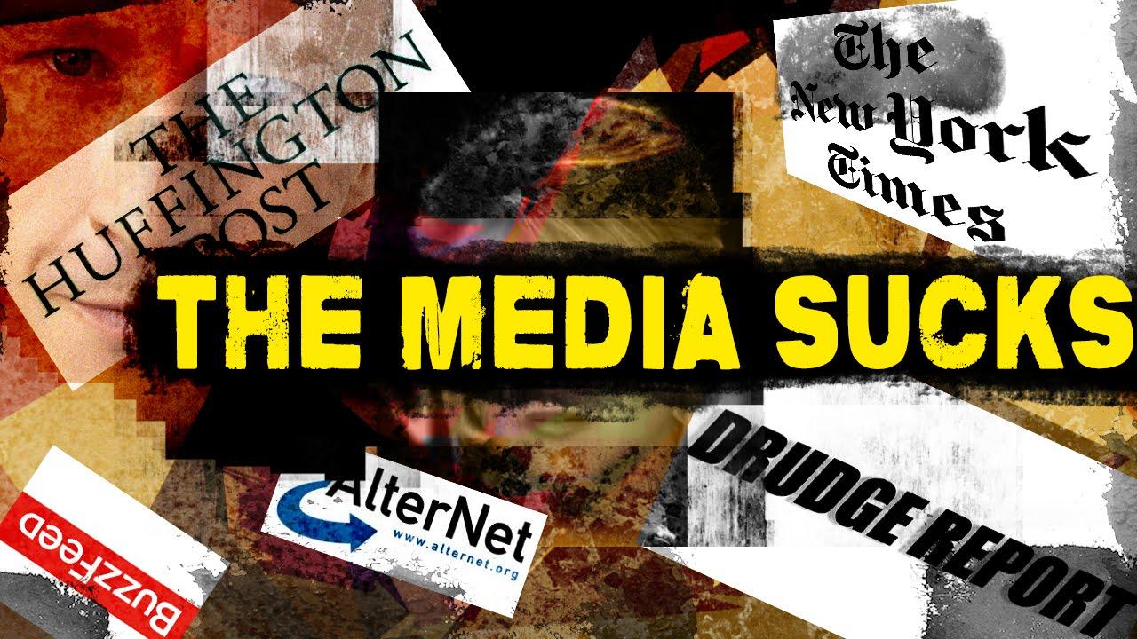 Media sucks!?