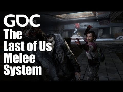 Unsynced: The Last of Us Melee System