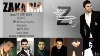 Zakaria - Album To Hati 1998 زەکەریا - ئەلبومی تۆ هاتی