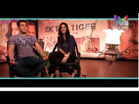 Salman Khan teasing Katrina Kaif
