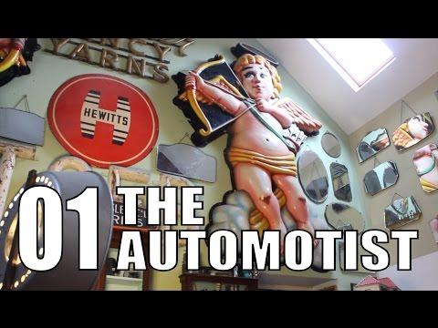 West Midlands Museum Development Donation Box Project 01 THE AUTOMOTIST