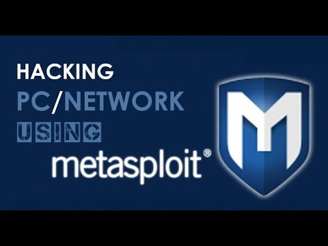 HOW TO HACK A PC/NETWORK USING METASLOIT | TECH HUNTS