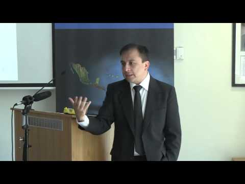 International Oil Price Boom in Latin America - Mauricio Medinaceli [Shifting Sands Conference 2013]