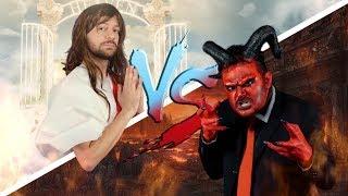 JESUS vs. DIABO ♫