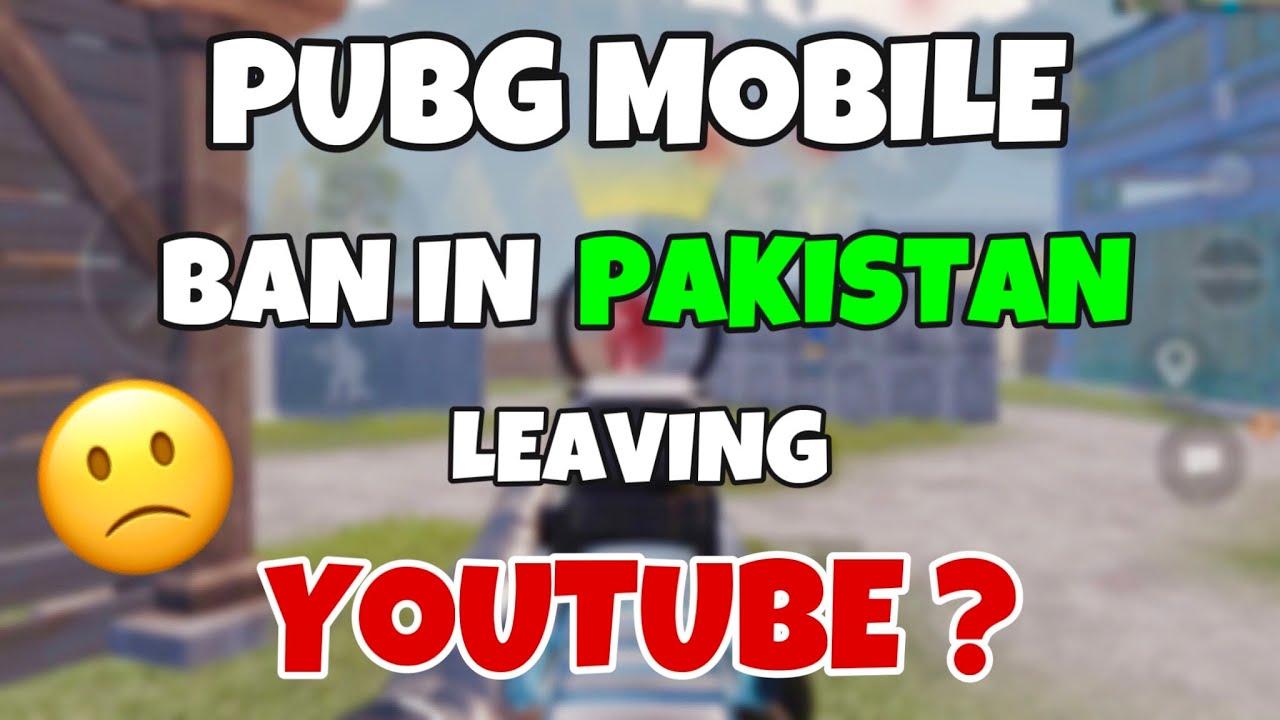 PUBG Mobile BAN In Pakistan Leaving Youtube ? | Skeleton Gaming