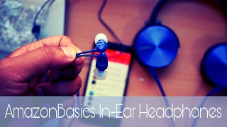 AmazonBasics In-Ear Headphones | Best Earphone Under ₹500? | New Giveaway