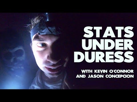 Stats Under Duress With Kevin O