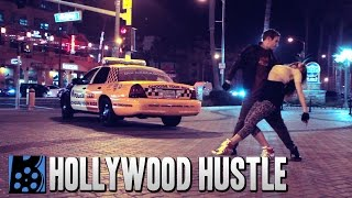 Hollywood Hustle | AJ Edgington AKA Ballroom Bboy Hip Twist | Banzski Documentary