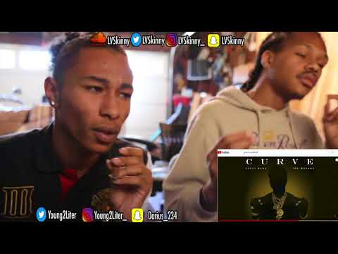 Gucci Mane Feat The Weeknd - Curve  (Reaction Video)