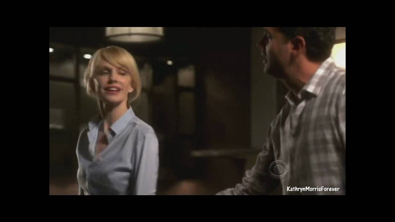 Lilly Rush and Eddie Saccardo - Cold Case - Season 7 - part 1