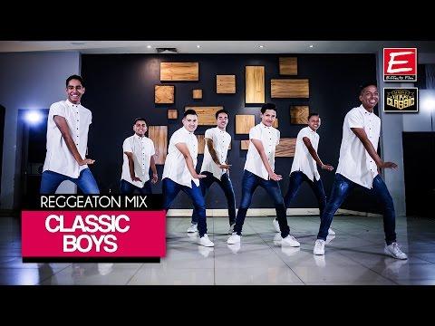 Classic Boys Reggaeton  Mix