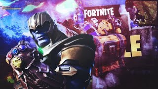 *SECRET* HOW TO GET THANOS EVERYTIME in Fortnite: Battle Royale (INFINITY GUANTLET)