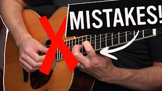My #1 Tip for Practicing Guitar - How to crush your mistakes!