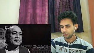 Ali Sethi, Ranjish Hi Sahi, Coke Studio Season 10, Episode 1 | SWASTIK 99 International