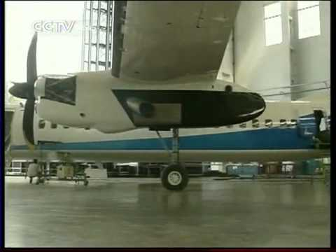 Information of MA 60, first aircraft certified overseas
