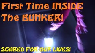 We Took Shelter Inside The TORNADO BUNKER