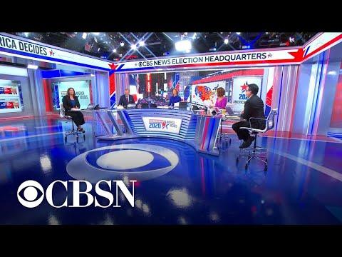 CBS News: 2020 America Decides