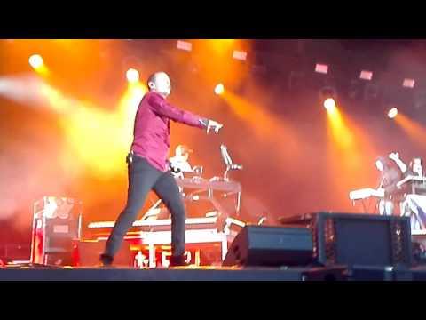 Linkin Park - Burn it down - LIVE in Prague, Czech republic - 2017 - First row♥
