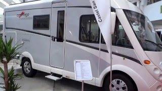 CARTHAGO COMPACTLINE 138 - Motorhome Lunghezza 6.40 metri con Garage e tutto il lusso Carthago