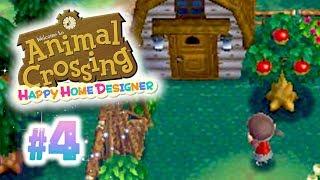 [Ep4] Animal Crossing Happy Home Designer: Un Petit Jardin !