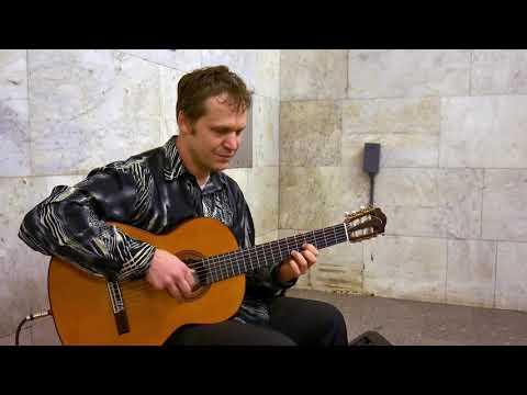 Белое Солнце Пустыни Cover на гитаре Сергей Мамонтов(#Выпуск 64) #LemPro #СнимаемЖизнь #МузыкаВокруг