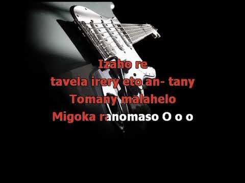 Lolo Sy Ny Tariny   Ilay Akanjo Fotsy karaoke