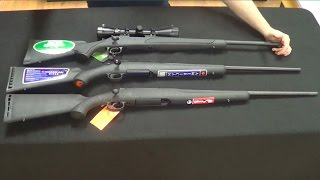 Ruger American vs Savage Axis vs Remington 700
