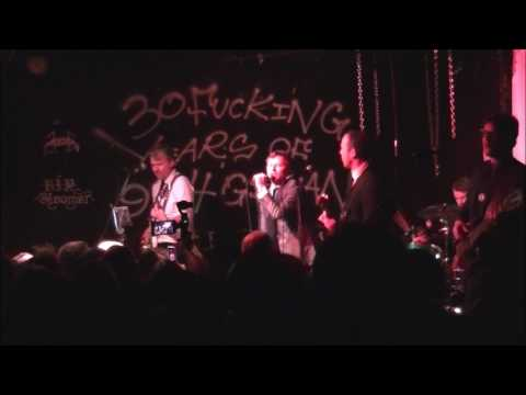 The Smugglers live at 924 Gilman St. Berkeley, CA  1/7/17 (The Lookouting Night 3)