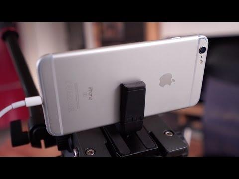 Das iPhone als Videokamera: Tipps & Tricks!