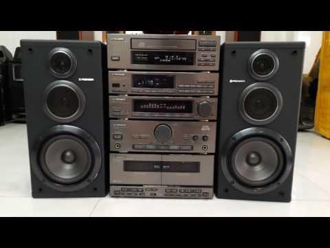 Dàn nhạc Pioneer p700 . 5 thớt rời . Loa p710 . Made in Japan tuyệt đẹp. Giá : 0908342298 zalo nhé