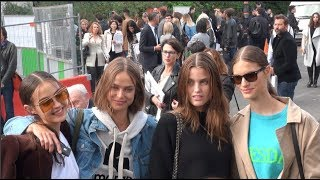 Fashion Week Paris 2017 2018  EXIT CHANEL N2